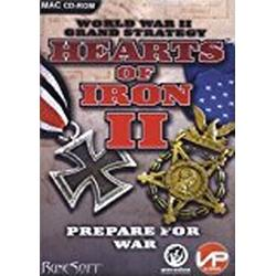 Hearts of Iron II / [Mac]